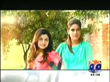 Hum Sab Umeed Say Hain 7th August 2014 by Mehwish Hayat on Thursday at Geo News - Hum Sab Umeed Say Hain Videos