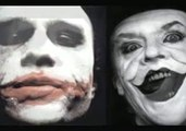 Jack Nicholson (Joker) vs Heath Ledger (Joker)