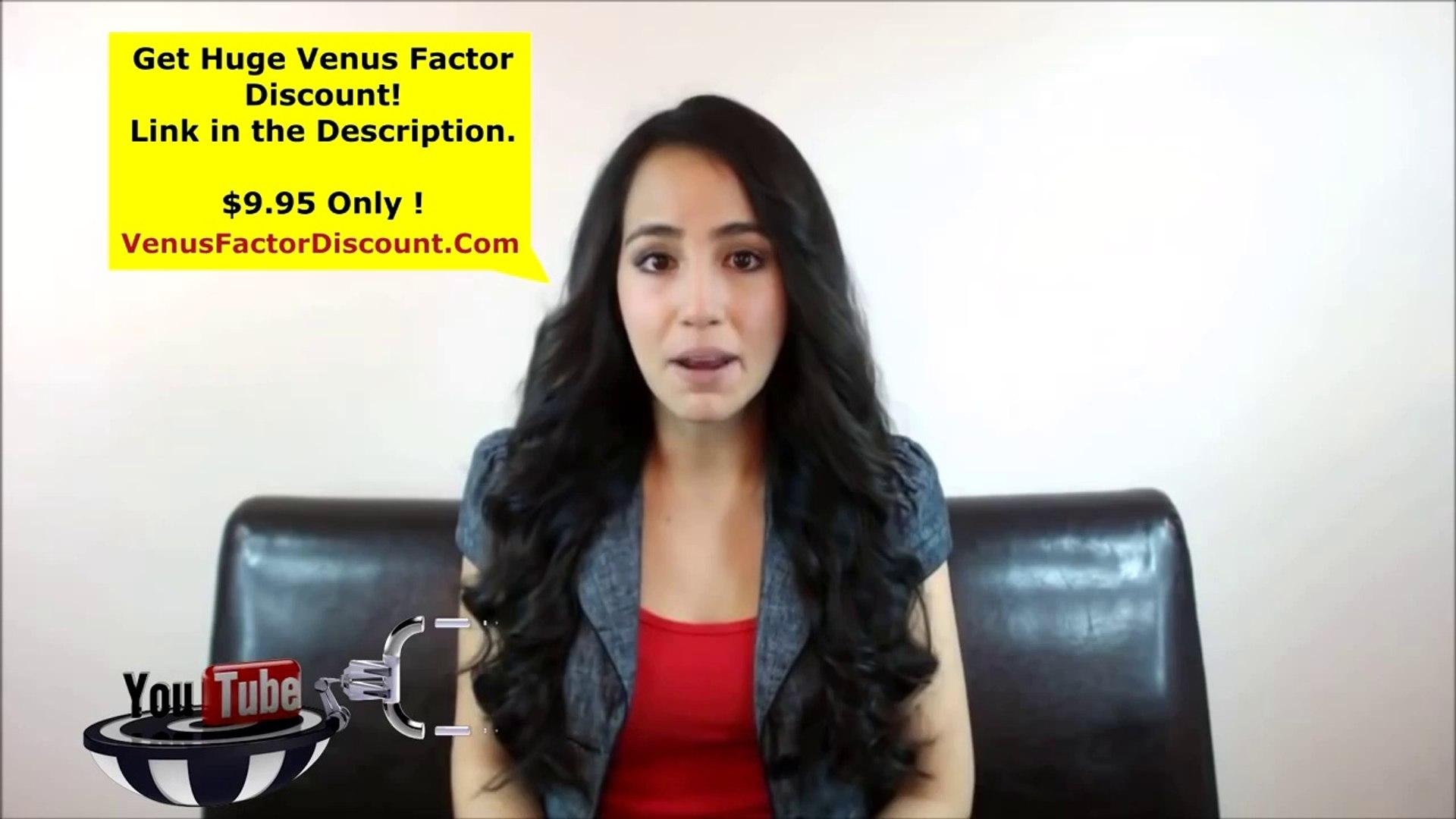 What is the Venus Factor Diet - The Venus Factor Diet Plan