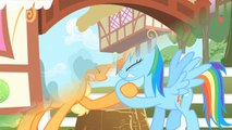 My Little Pony Friendship Is Magic S1E3 The Ticket Master HD English