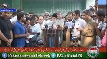 Dr. Tahir ul Qadri's An Important Press Conference Regarding Lahore Model Town Siege - 08/08/2014