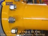 CYCJET Gas pipeline hand coding machine/date coder machine/Industrial steel tube marking machine/handheld printer for tube/industrial case coders/inkjet coding machine