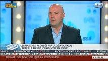 Bilan Hebdo: Tensions géopolitiques: les marchés financiers de plus en plus inquiets, Stéphane Ceaux-Dutheil, dans Intégrale Bourse – 08/08
