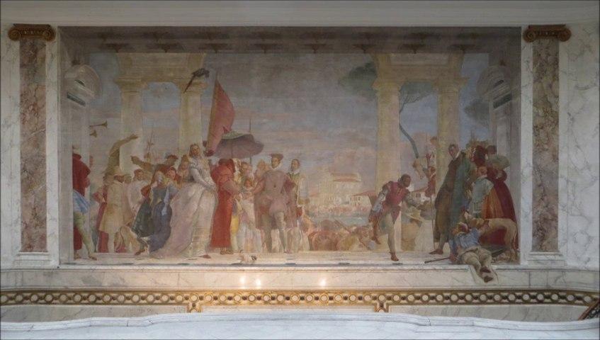 Giambattista Tiepolo au musée Jacquemart-André