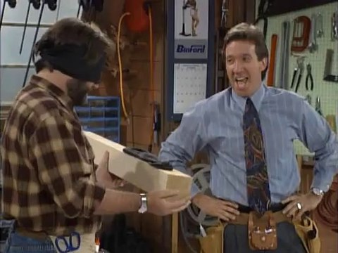 Home Improvement 2x10 Let S Did Lunch Video Dailymotion