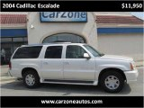 2004 Cadillac Escalade Baltimore Maryland   CarZone USA