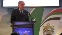"Colaninno: alleanza Alitalia-Etihad ""difficult ma not impossible"""