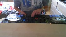 DJ-sx - Mix electro house - Pioneer DDJ-sx .