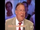 Algerie 2013 à mourir de rire = Dalil Boubaker de l' islam de France le GUIGNOL fou rire MDR