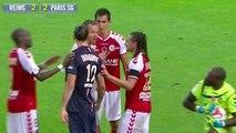 Le match de Aïssa Mandi contre le PSG (08/08/14)