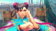 Ultra Street Fighter IV - Gameplay Launch Trailer XBOX 360/PS3 (HD)