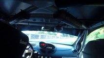 CHALAL / MANCINI - Rallye Montagne Noire 2014 - Twingo R1