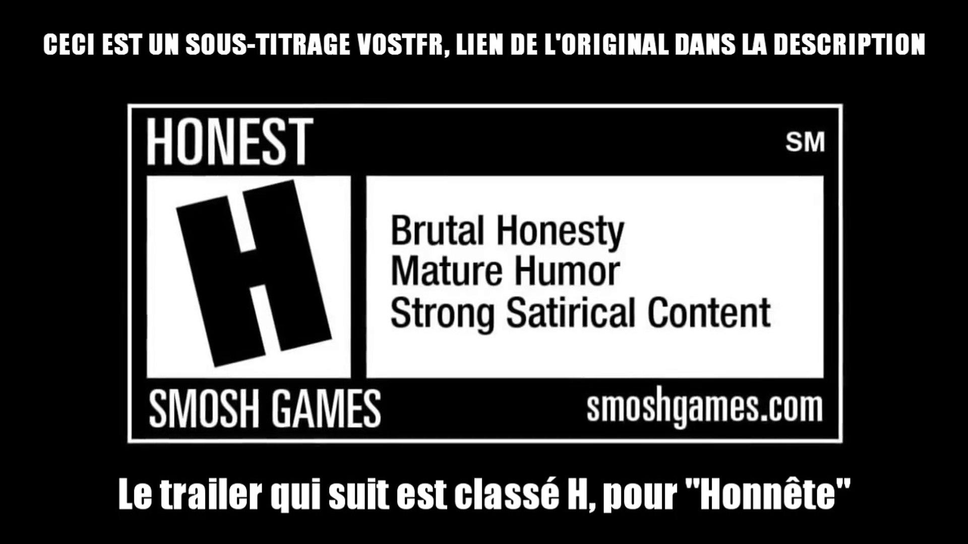 Smosh - Honest Game Trailers - God of War VOSTFR