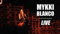 Mykki Blanco - She Gutta - Live (Baleapop 2014)