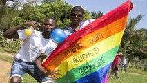 Ugandan Homosexuals Hold Pride Parade