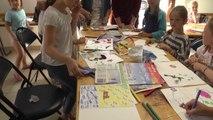 Hautes-Alpes : Initiation à l'art et aux voyages à St Crépin