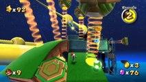 Super Mario Galaxy - Flotte armée - Étoile 1 : Lasers en pagaille