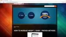 How To Increase Height eBook  How To Increase Height eBook Review