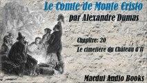 Le Comte de Monte Cristo par Alexandre Dumas Chapitre 20