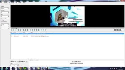 Subtitle Workshop ile video, film ve belgesellere alt yazı nasıl hazırlanır?