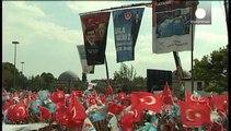 Premier scrutin présidentiel au suffrage universel direct en Turquie