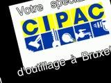 Pour les professionnels de l'outillage à Bruxelles, vous trouverez à 1140 Evere ( à coté de la Rtbf et de la chaussée de Louvain) )Cipac et son nouveau magasin ouvert depuis le 2 juin au 11 de l'avenue Mommaerts . Vous trouvrez plus de 100 000 articles