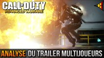 AW // Analyse du trailer Multijoueurs de Call of Duty ADVANCED WARFARE ! [FR] | FPS Belgium