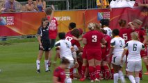 [HIGHLIGHTS] Wales 35-3 South Africa at Women's Rugby World Cup