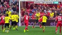 Liverpool vs Borussia Dortmund 2-0 ~ Dejan Lovren Goal ~ Friendly Match 2014