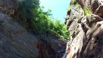 Alpes Maritimes Canyoning Tour 2014