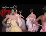 """Christian Dior"" Spring Summer 2011 Haute Couture Paris 4 of 4 by Fashion Channel"