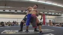 Kenichi Yamamoto & Sanshiro Takagi vs. Akito & Tomomitsu Matsunaga (DDT - 05/11/14)