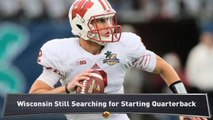 Potrykus: QB Answers in First Scrimmage?