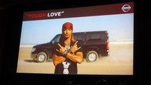 "Nissan's Fred Diaz with Bret Michaels' ""endless love"" for Nissan vans -- NewCarNews.TV Bob Giles"