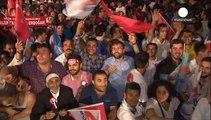 """Turchia: Erdogan vince le elezioni, """"sarò il presidente del popolo"""""""