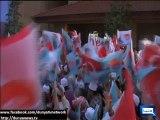 Dunya News- Recep Tayyip Erdogan wins Turkish presidential election