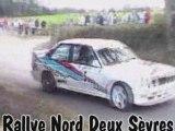 Rallye Nord Deux Sèvres 2006