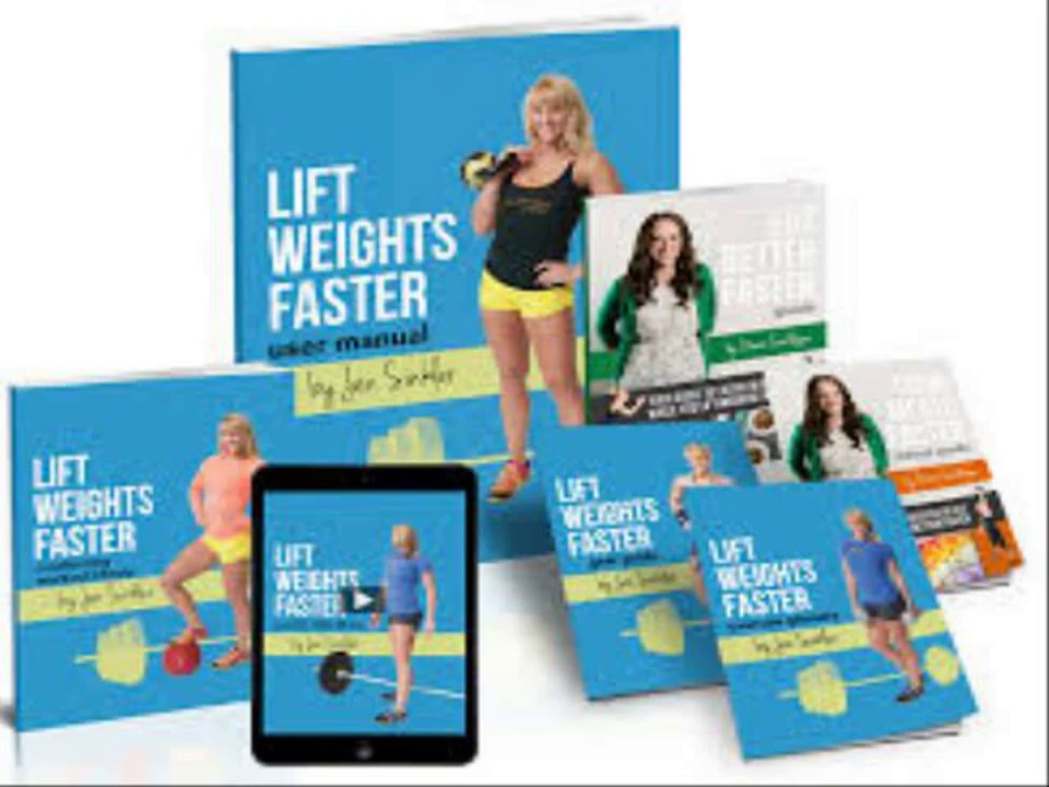 Lift Weights Faster  Lift Weights Faster Review  Lift Weights Faster Bonus of $821