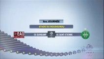 EAG TV: L1-J1 EAG-ASSE (0-2), le résumé