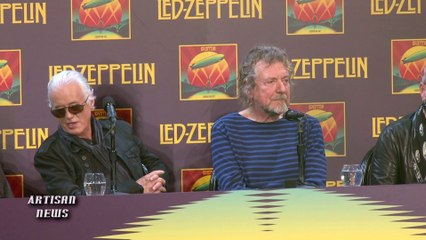 ROBERT PLANT TO TOUR WITH THE SENSATIONAL SPACE SHIFTERS, LED ZEPPELIN NOT A THOUGHT