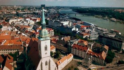 Bratislava main video spot