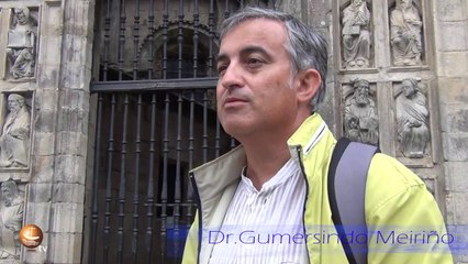 Recorrido por Santiago de Compostela
