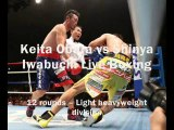 Watch Keita Obara vs Shinya Iwabuchi Live telecast