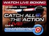 Live Boxing Keita Obara vs Shinya Iwabuchi Full hd video