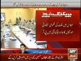 Army satisfied with Zarb-e-Azb progress: ISPR