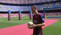 """Vermaelen looks for a """"fresh start"""" at FC Barcelona"""