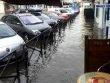 Images témoins - les inondations à Boulogne-sur-Mer