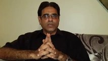 Mr. Amjad Jah member CC PTI KHI message for PTI 14 Aug Azadi March