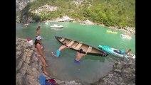 Gorges Du Verdon : Lac de Ste-Croix