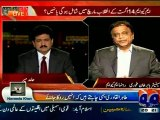 "GEO Capital Talk Hamid mir ""Tahir ul Qadri's statement for revolution march"" with MQM Babar Khan Ghauri (11 AUGUST 2014)"